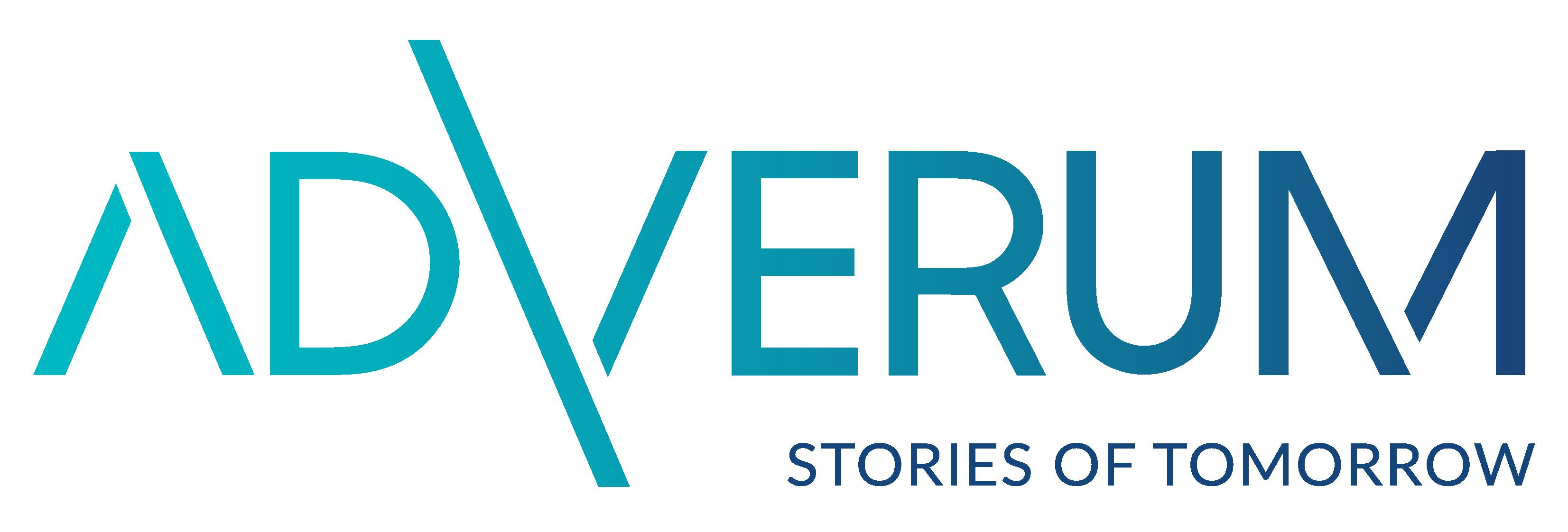 Adverum naujas logo